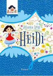 Heidi - Johanna Spyri limba maghiara