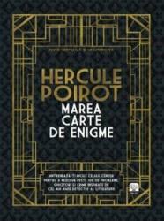 Hercule Poirot. Marea carte de enigme - Tim Dedopulos