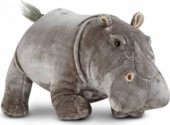 Hipopotam gigant din plus - Melissa and Doug Jucarii de Plus