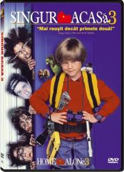 Home alone 3 DVD 1997 Filme DVD