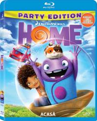 Home BluRay 2015 Filme BluRay
