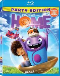 Home BluRay 2015 Filme BluRay
