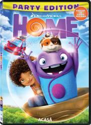 Home DVD 2015 Filme DVD
