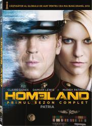 Homeland - Season 1 DVD 2011 Filme DVD
