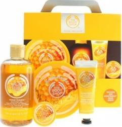 Pachet promotional The Body Shop Honeymania Kit