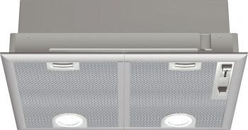 Hota Bosch DHL545S putere absorbtie 490 mc/h 2 motoare 53 cm Inox  hote