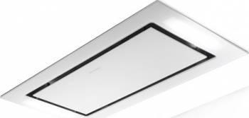 Hota FABER Heaven Glass 2.0 WH A90 740m3-h 1 motor 90cm alb Hote