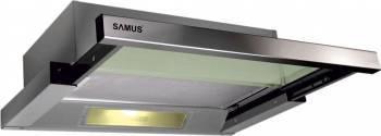 Hota Incorporabila Samus HS602TX Telescopica 3 trepte de viteza 280 m3/h Inox Hote