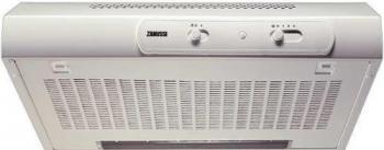 Hota traditionala Zanussi ZHT530W, Putere de absorbtie 170 mc/h 1 motor 50 cm Alb