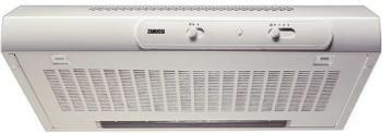 Hota traditionala Zanussi ZHT630W, Putere de absorbtie 170 mc/h 1 motor 60 cm Alb
