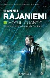 Hotul cuantic - Hannu Rajaniemi