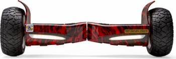 Hoverboard MonkeyBoard Hummer Extreme Red Waver 8.5inch Vehicule electrice