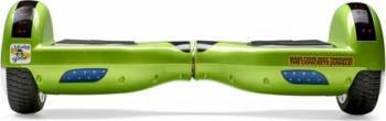 Hoverboard MonkeyBoard Action Green 6.5inch + Geanta transport Vehicule electrice