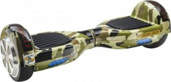 Hoverboard MonkeyBoard Camouflage Rider 6.5inch + Geanta transport Vehicule electrice