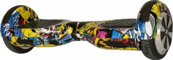 Hoverboard Nova Vento Hv6.5 Street Art Autonomie 20km Vehicule electrice