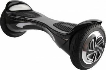 Hoverboard Serioux SRXHV-KW8BK 8 inch 15 km/h Negru Vehicule electrice