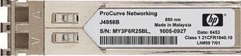 Transceiver HP X121 1G SFP LC SX J4858C