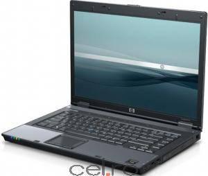 imagine Notebook HP Compaq 8510w T7500 120GB 2GB gc112ea