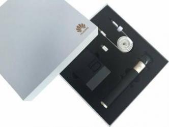 Huawei Pachet Cadou (powerbank 4800mah+selfie Stick+cablu Date+adaptor Type C)