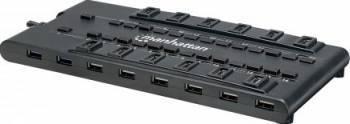 Hub USB 3.0 Extern MondoHub 4 x USB 3.0 24 x USB 2.0 USB Hub