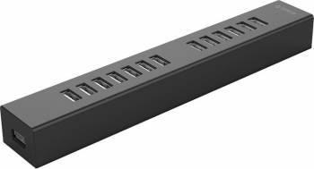 Hub USB 2.0 Orico H1313-U2 13 porturi Negru USB Hub