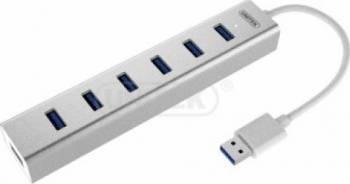 Hub USB 3.0 Unitek Y-3090 7-port USB Hub