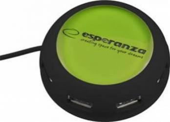 Hub USB Esperanza EA135G 4-port