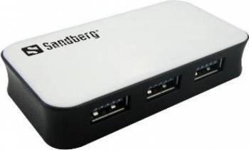 Hub USB Sandberg USB 3.0 4 porturi USB Hub