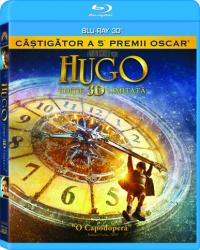 Hugo BluRay 3D 2011 Filme BluRay 3D