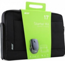 Husa Acer AC NOTEBOOK STARTER KIT 17 inch Negru Genti Laptop
