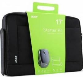 Husa Acer AC NOTEBOOK STARTER KIT 17 inch Negru Genti Laptop