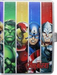 Husa Agenda Avengers Universala Stripes Huse Tablete