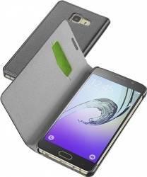 Husa Agenda Essential Cellularline Samsung Galaxy A7 A710 2016 Negru Resigilat