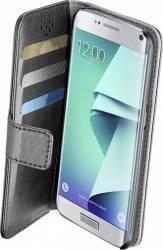 Husa Agenda Stand Cellularline Samsung Galaxy S7 Edge G935 Negru