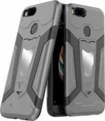 Husa antisoc OEM Xiaomi Mi A1 si 5X Gri Huse Telefoane