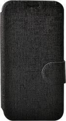 Husa Book Jelly Lemontti Samsung Galaxy S5 Mini G800 Neagra Huse Telefoane