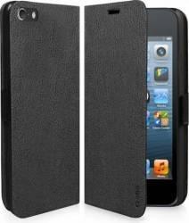 Husa Book SBS iPhone 5 5S Negru Huse Telefoane