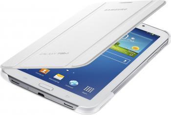 Husa Tableta 7 Samsung Galaxy Tab 3 T210 - White Huse Tablete