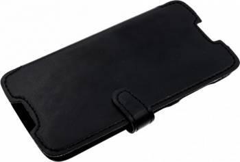 Husa Book Tellur HTC Desire 526 Premium Negru Huse Telefoane