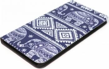 Husa Book Tellur Huawei P8 Lite Elefant Huse Telefoane