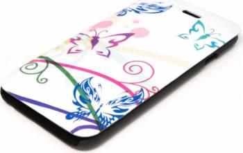 Husa Book Tellur iPhone 5 5S SE Fluturi Huse Telefoane
