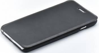 Husa Book Tellur iPhone 6 6S Plus Negru Huse Telefoane