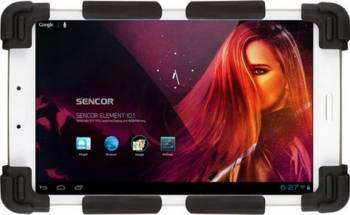 Husa carcasa Yenkee Universala Tableta 7/8 inch Antisoc Neagra Huse Tablete