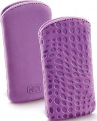Husa Cellular line MP3CLEANSLTOUCH4V Sleeve Violet iPod Touch4 Accesorii MP3 Player
