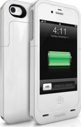 Husa Cu Incarcare Mophie Juice Pack Air 1500mAh iPhone 4 si 4S Acumulatori