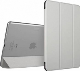 Husa De Protectie Flip Cover OEM iPad Air Gri Huse Tablete