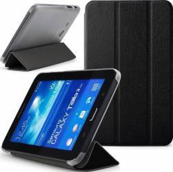 Husa Flip OEM Samsung SM-T110 Galaxy Tab 3 Lite 7.0 inch Neag Huse Tablete