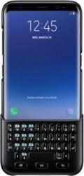 Skin cu tastatura QWERTY Samsung Galaxy S8 Plus G955 Negru huse telefoane