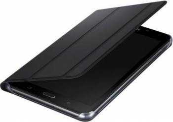 Husa De Protectie Samsung Flip pentru Samsung Galaxy Tab A 7.0 2016 T280 Neagra Huse Tablete