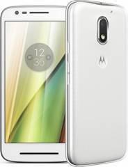 Husa de protectie ultraslim pentru Motorola E3 (3rd gen), Transparent Huse Telefoane